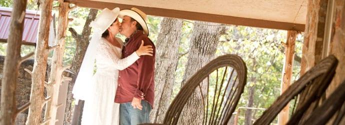 Cowboy-Wedding